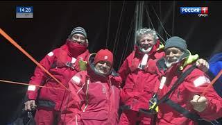 Операция по эвакуации яхты «Сибирь» начнётся не раньше 8-10 марта