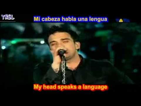 Robbie Williams - Feel ( SUBTITULADO EN ESPAÑOL & INGLES LYRICS SUB LETRAS )
