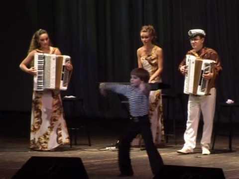 Ансамбль Дилижанс аккордеон
