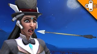 HEADSHOTTTTTT - Overwatch Funny & Epic Moments 611