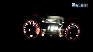 Dodge Challenger Hellcat - 0-300 km/h Acceleration