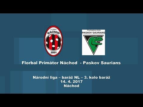 baráž o Národní ligu, Náchod - Paskov