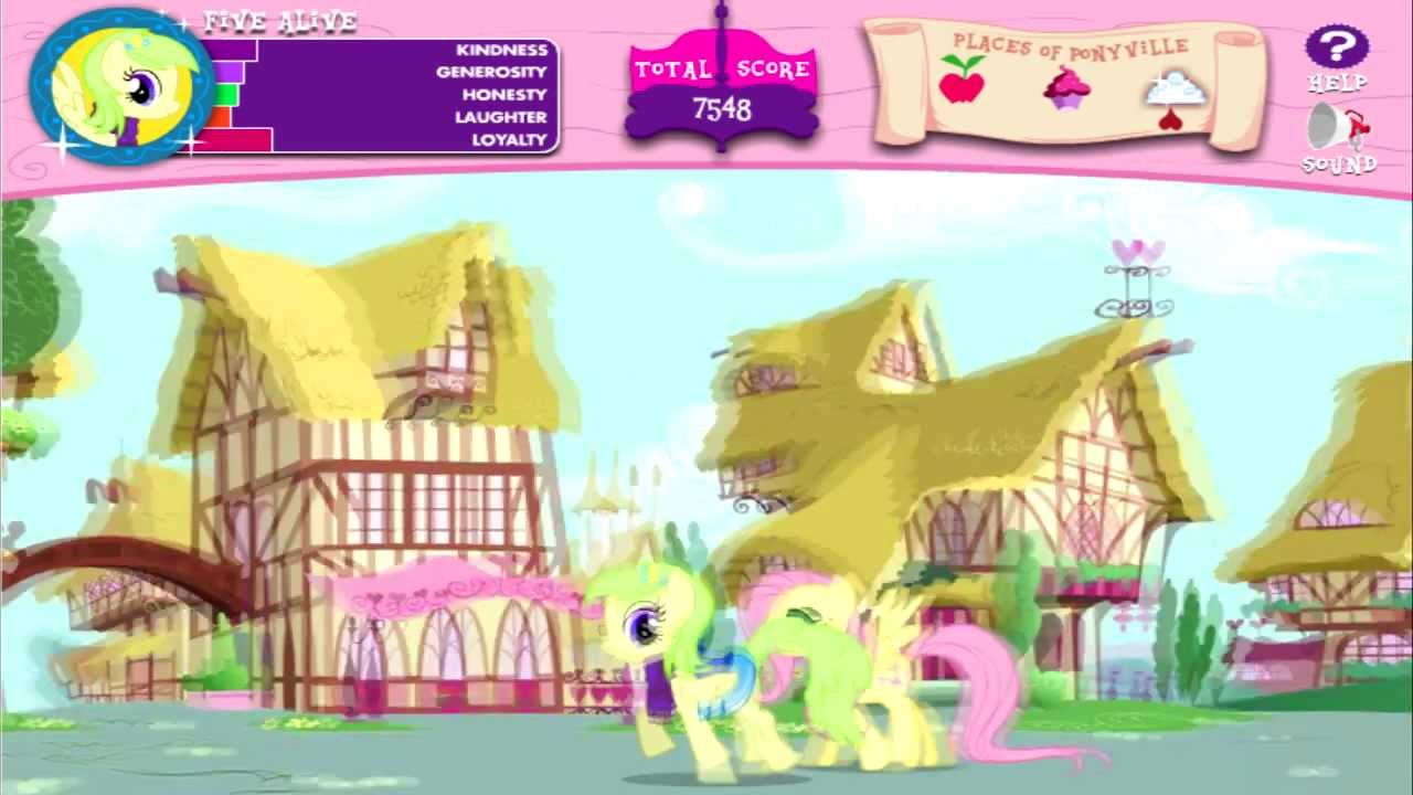 N O V A Adventures In Ponyville Youtube