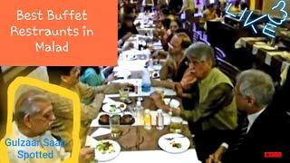 Best Buffet Restraunts  in Mumbai Malad On toes Malad