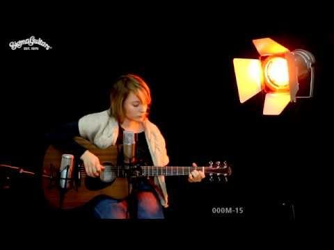 Sigma 000M-15S Parlour Acoustic Guitar