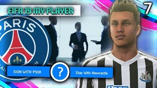 SECRET MEETING WITH PSG! | FIFA 19 Career Mode My Player w/Storylines | Episode #7