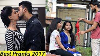 Best Pranks Of 2017   Pranks In India by Vinay Thakur   AVRprankTV