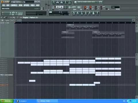 Cuando suena mi bajo cumbiero-Mc Caco-FL Studio