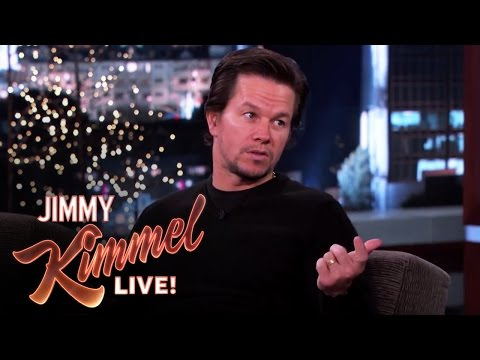 Mark Wahlberg On Jimmy Kimmel Live PART 2 - Smashpipe Comedy