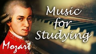 Classical Music for Studying and Concentration - Mozart Study Music - Relaxing Music Instrumental
