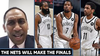 Stephen A. Smith Thinks the Nets Will Make the Finals | R2C2 | The Ringer