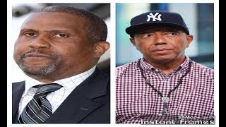 Blue Pill-  Tavis Smiley and Russell Simmons Are Being Set Up