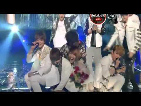 [120413] SHINee 샤이니 Dorks & Exo Encore Stage !!! ♡