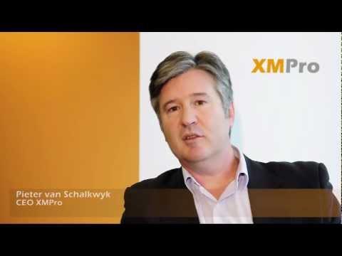 XMPro Cool Vendor 2012