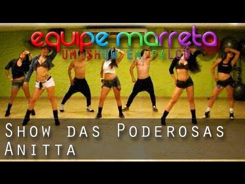 Baixar Show das Poderosas - Anitta | Coreografia | Professor Jefin