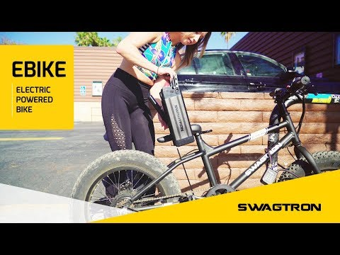 video Swagtron EB6 Electric Bike