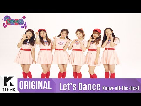 Let's Dance: APRIL(에이프릴)_April is Back Looking More Refreshing!_MAYDAY