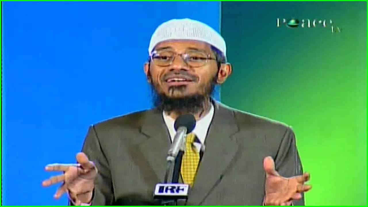 Idol Worship for concentration - Dr.Zakir Naik