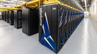 World's most powerful supercomputer handles 200,000 trillion calculations per second