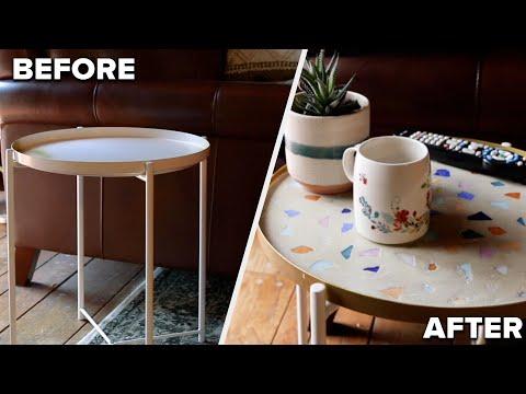 """Забавни """"направи сам"""" проекти со кои ќе му дадете нов изглед на стариот мебел"""