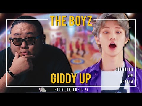 Producer Reacts to The Boyz