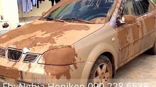 Máy Rửa Xe Mini ETOP S1 Or DONG PAI TOOL  Nghia Heniken
