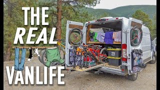 My First Month Living in a Van  // Alex Bowers Ep #1