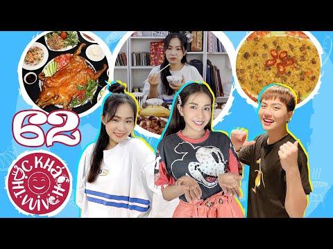 Thực Khách Vui Vẻ #62: Khả Như, Duy Khánh tổ chức off-fan Lương Bích Hữu, giao lưu âm nhạc tại gia