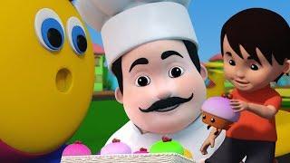 маффин мужчина | боб поезд | мультики для детей | Bob Muffin Man | Bob The Train Russia