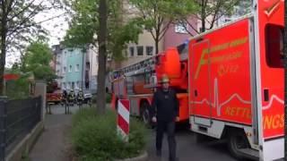 NRWspot.de | Hagen – 10 Verletzte bei Wohnungsbrand in Wehringhausen