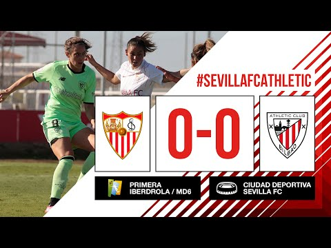 ⚽ HIGHLIGHTS I Sevilla FC 0-0 Athletic Club I MD6 Primera Iberdrola 2021-22