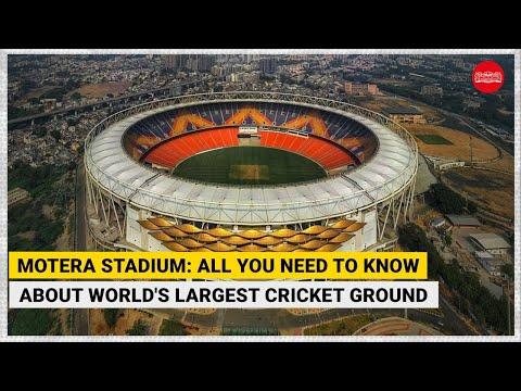 Narendra Modi Stadium: Know about world's largest cricket ground