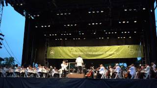 New York Philharmonic Central Park 2015 Part 1 of 3