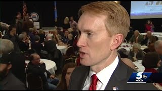 James Lankford, Kendra Horn paint different pictures as migrant children head to Fort Sill