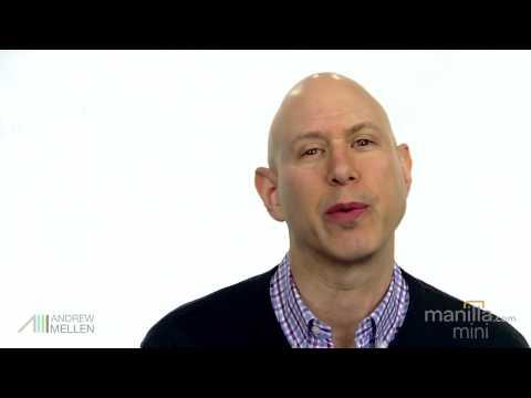 Andrew Mellen X Manilla Mini: Create an Organizing Routine