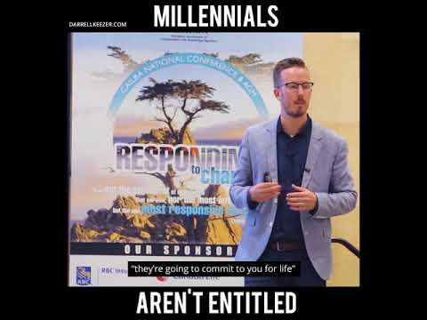 Millennials Aren't Entitled