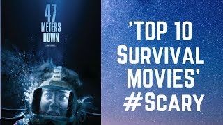 Top 10 Best Survival Hollywood Movies of All time