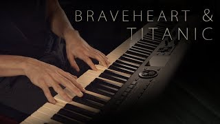 Braveheart & Titanic: Piano Suite - A James Horner Tribute \\ Jacob's Piano