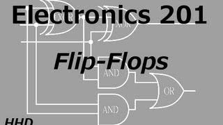 Electronics 201: Flip-Flops