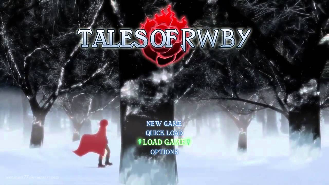 Tales of RWBY #0 - Title Screen - YouTube