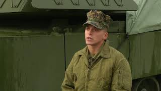 Trident Juncture 18   2nd Tank Battalion TV Package