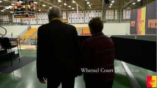 'Beyond the Court // Whetzel Court Dedication