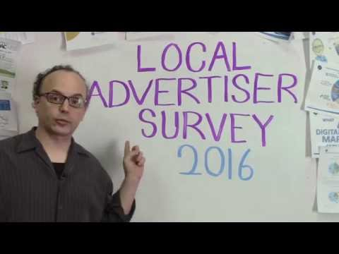 Local Advertiser Survey 2016