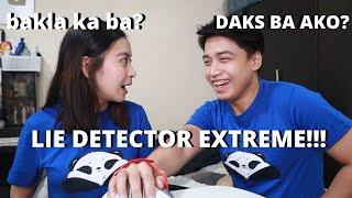 EXTREME LIE DETECTOR CHALLENGE!! | KATHRYEE