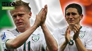 Rep of Ireland's 2010 WORLD CUP PLAYOFF XI: Where Are They Now?