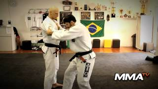 Video Aula - Viscardi Andrade - Ippon Seoi-Nague para o Arm Lock