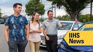 IIHS updates used vehicle list for teens - IIHS News