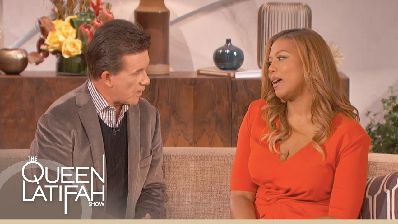 Queen Latifah Gets Busted for Partying at Robin Thicke's ...