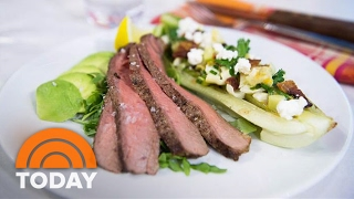 Adam Richman's Valentine's Day Recipes: 'Four Of Hearts' Salad, Bone-In Rib-Eye | TODAY