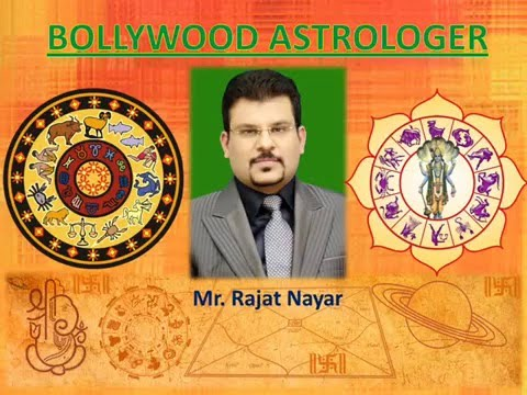 Among the Top 5 Astrologers in the World - Mr. Rajat Nayar